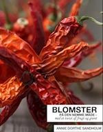 Blomster på den nemme måde - med et twist af frugt og grønt.