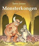 Monsterkongen (Oscar og Villy Uhyre, nr. 2)