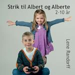 Strik til Albert og Alberte 2-10 år