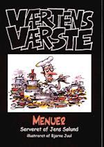 Værtens værste menuer serveret af Jens Sølund