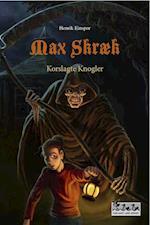 Max Skræk - Korslagte Knogler (Max Skræk, nr. 3)