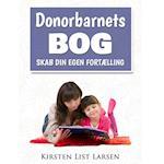 Donorbarnets Bog. Skab din egen fortælling.