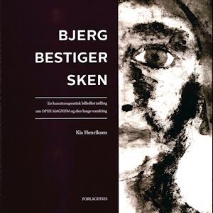 Bog, hæftet Bjergbestigersken af Kis Henriksen