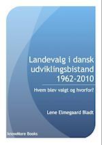 Landevalg i dansk udviklingsbistand 1962-2010