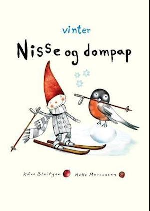 Nisse og dompap - vinter af Kåre Bluitgen