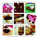 Kedelige kager - nej tak!  - kagebogen for allergiske slikmunde