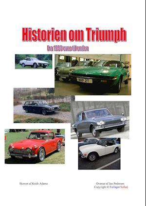 Den korte og præcise historie om Triumph fra 1950'erne til enden af Jan Pedersen