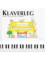 Klaverleg - fra ikoner til noder (Klaverleg)