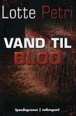 Vand til blod