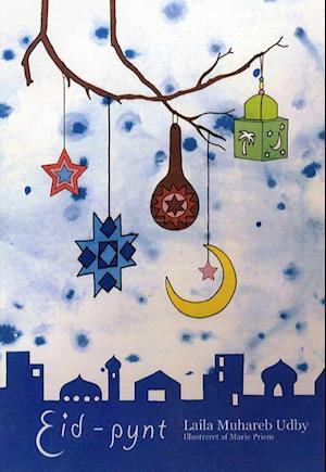 Bog, hæftet Eid pynt af Laila Muhareb Udby