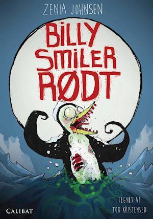 Bog hardback Billy Smiler Rødt af Zenia Johnsen