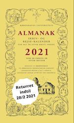 Universitetets Almanak Skriv- og Rejsekalender 2021