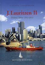 J. Lauritzen. Skibene i årene 1952-2013