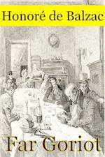 Far Goriot af Honoré de Balzac
