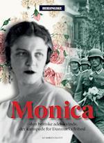 Monica - den britiske adelskvinde, der kæmpede for Danmarks frihed