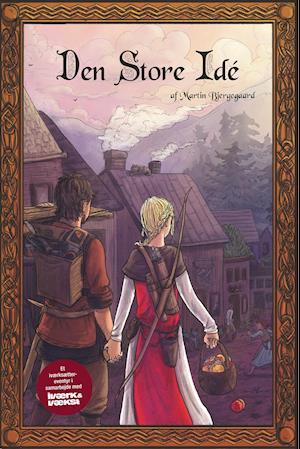Bog, paperback Den Store Ide af Martin Bjergegaard