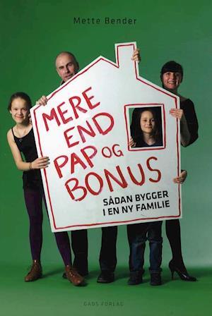Bog, hæftet Mere end pap og bonus af Mette Bender