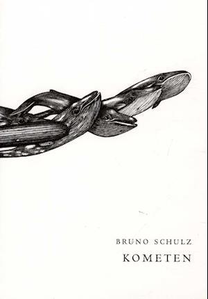 Bog, hæftet Kometen af Bruno Schulz