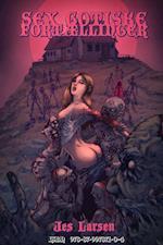 Sex gotiske fortællinger af Jes Larsen