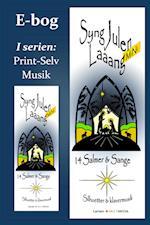 Syng Julen Lang MiNi E-bog af Niels Larsen