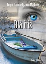 Blå iris af Inger Gammelgaard Madsen