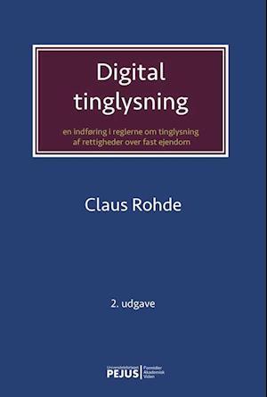den digitale tinglysning