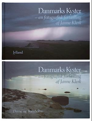 Bog, indbundet Danmarks kyster. Øerne og Bornholm af Janne Klerk