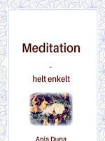 Meditation - helt enkelt