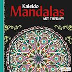 Kaleido Mandalas Art Therapy BLACK