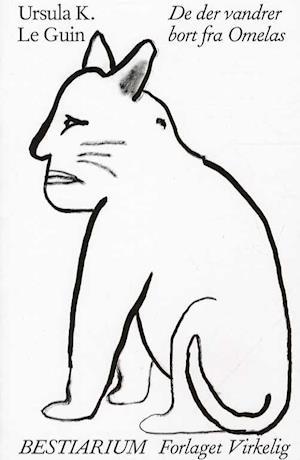 Bog, hæftet De der vandrer bort fra Omelas af Ursula K. Le Guin