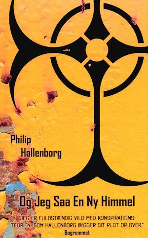 Bog, indbundet Og jeg så en ny himmel af Philip Hallenborg
