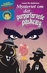 Mysteriet om det purpurfarvede påskeæg (En sag for mesterdetektiven Vic Baskerstreet)