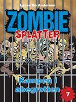 Kampen i abegrotten (Zombie splatter, nr. 7)