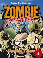 Døden i Zoo (Zombie splatter, nr. 8)
