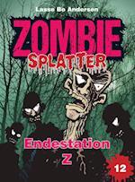 Endestation Z (Zombie splatter, nr. 12)