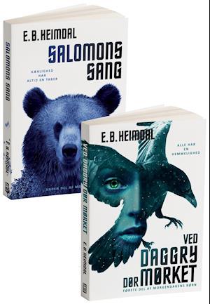 Billede af Ved Daggry Dør Mørket + Salomons Sang-E. B. Heimdal-Bog