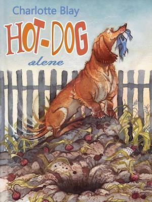 Hot-Dog alene