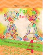 """Meditation for børn 4 """"Jorden der gør - At du kan gro"""""""