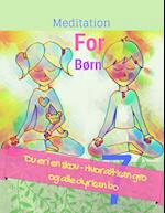 Meditation for børn 7