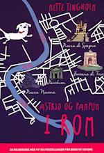 Astrid og Pampum i Rom