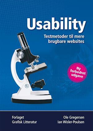 Bog, paperback Usability af Ole Gregersen, Ian Wisler-Poulsen