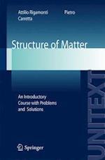 Structure of Matter af Attilio Rigamonti, Pietro Carretta