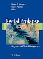 Rectal Prolapse af John Nicholls