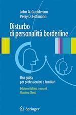 Disturbo Di Personalita Borderline