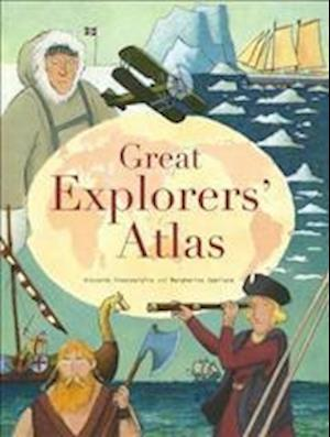 Great Explorers Atlas