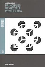 Principles of Gestalt Psychology af Kurt Koffka