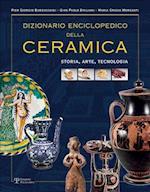 Dizionario Enciclopedico Della Ceramica af Pier Giorgio Burzacchini