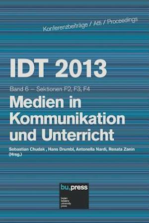 Bog, paperback Idt 2013 Band 6 Medien in Kommunikation Und Unterricht