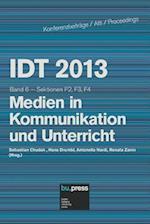 Idt 2013 Band 6 Medien in Kommunikation Und Unterricht