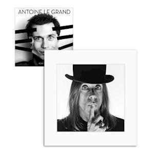 Bog, hardback Portraits af Antoine Le Grand